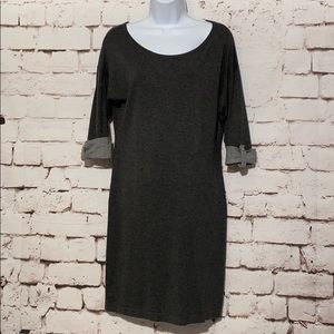 Tart Scoop Neck Knit Dress, Size M